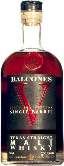 Balcones Straight Single Malt, Sweet