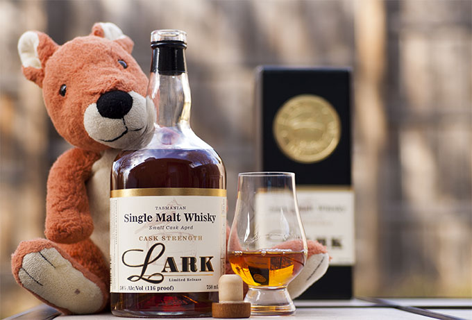 Review of Lark Cask Strength Whisky